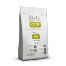 "BRIT CARE Adult SMALL Breed"" сухой корм для маленьких пород собак (ягнёнок/рис)"