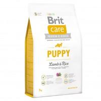 Brit Care Puppy Lamb & Rice - для щенков всех пород с ягненком (гипоаллергенный )