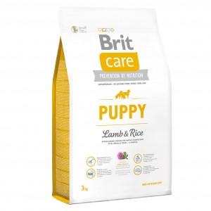 Brit Care Puppy Lamb & Rice★ для щенков всех пород (гипоаллергенный )