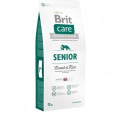 Brit Care Senior Lamb & Rice для пожилых собак всех пород старше 7лет с ягненком и рисом