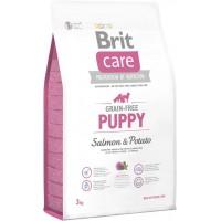 Brit Care Grain-Free Puppy Salmon & Potato - для щенков и молодых собак всех пород /с лососем и картофелем