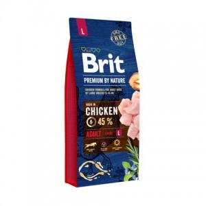 Brit Premium ADULT L «Брит Премиум Эдалт» - корм для взрослых собак крупных пород