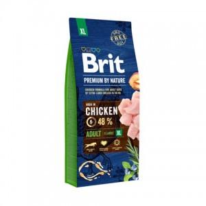 Brit Premium ADULT XL - корм для взрослых собак гигантских пород
