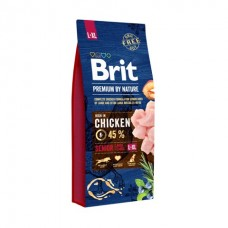 Brit Premium Senior «L+XL» - корм для пожилых собак крупных и гиганских пород