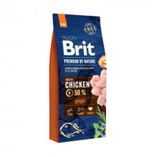 Brit Premium SPORT - корм для активных собак