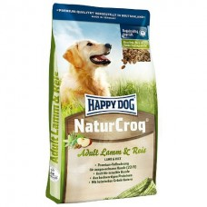 Happy Dog Premium NaturCroq - корм для взрослых собак (ягненок+рис)