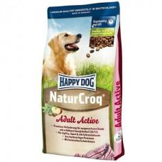 Happy Dog Premium NaturCroq Active - корм для взрослых активных собак