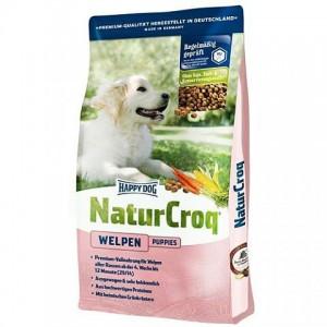 Happy Dog (Хэппи Дог) NaturCroq WELPEN ● Для щенков всех пород