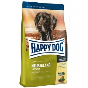 Happy Dog (Хэппи Дог) Supreme NEUSEELAND SUPREME ★ Для кормления при чувствительном пищеварении