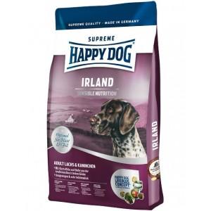 Happy Dog (Хэппи Дог) SUPREME IRLAND корм для кормления при проблемах с кожей и шерстью и при аллергиях