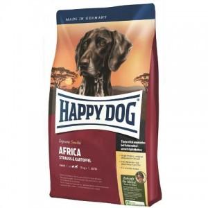 Happy Dog (Хэппи Дог) Supreme Africa - корм для собак с чувствительным пищеварением с мясом страуса