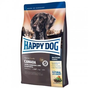 Happy Dog (Хэппи Дог) Supreme Sensible Canada - беззерновой корм для активных собак