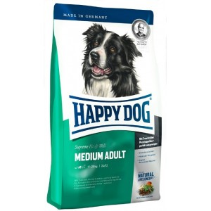 Happy Dog (Хэппи Дог) Supreme Fit&Well Medium Adult - корм для собак средних пород