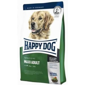 Happy Dog (Хэппи Дог) Supreme Fit&Well Adult Maxi - корм для собак крупных пород с нормальными потребностями в энергии