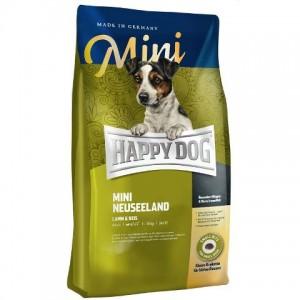 Happy Dog Supreme Mini Neuseeland ☆ НОВАЯ ЗЕЛАНДИЯ  Ягненок и рис – особенно мягкое воздействие на пищеварительный тракт