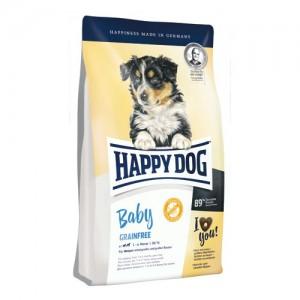 Happy Dog (Хэппи Дог) Supreme Baby GrainFree - беззерновой корм для щенков c чувствительным пищеварением