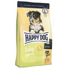 Happy Dog Supreme Baby Lamb & Rice - корм для щенков с чувствительной пищеварительной системой