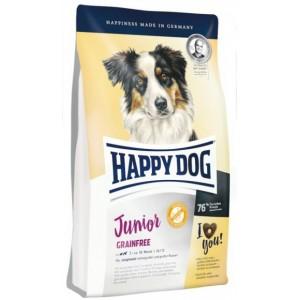 Happy Dog (Хэппи Дог) Supreme Junior Grain-free - беззерновой корм для щенков