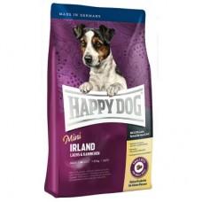 Happy Dog Supreme Mini Irland - корм для собак мелких пород / Лосось, кролик