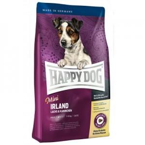 Happy Dog (Хэппи Дог) Supreme Mini Irland - корм для собак мелких пород / Лосось, кролик