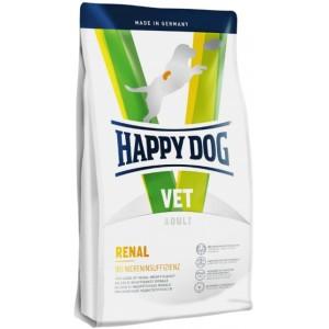 Лечебный корм Happy Dog Vet Diet Renal для облегчения почек при хронической почечной недостаточности (ХПН) у собак | Petplus