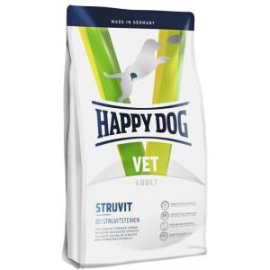 Корм для собак с мочекаменной болезнью Happy Dog Vet Diet Struvit   Рекомендовано ветеринарами Украины   Petplus