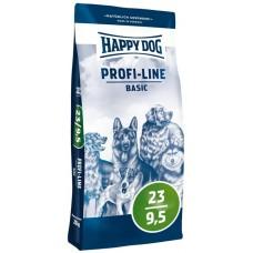 Happy Dog Profi-Line Basic - корм для взрослых собак с нормальной активностью