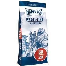 Happy Dog Profi-Line High Energy - корм для взрослых собак с высокой активностью