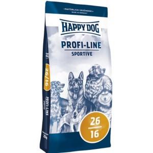 Happy Dog Profi-Line Sportive - корм для взрослых собак с повышенной активностью