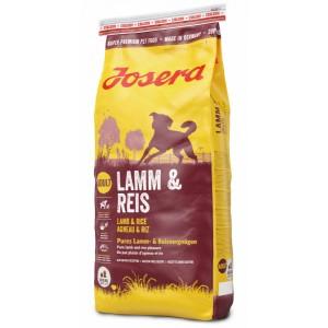 Josera Lamb and Rice (Ягненок с рисом для взрослых собак)