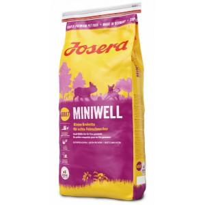 Ищете сухой корм для взрослых собак маленьких пород? В нашем зоомагазине «Petplus» вы можете купить корм «Josera™ Miniwell»   Корм - Собаки - Йозера - Минивель - Маленькие: хрустящие, вкусные крокеты   страна-производитель: Германия