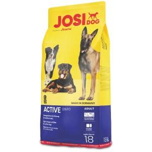 «Йозера ЙозиДог Актив» корм для молодых и активных собак | Josera JosiDog Active высокоэнергетический корм для рабочих собак | купите сейчас в зоомагазине Petplus корм по хорошей цене: описание, продажа