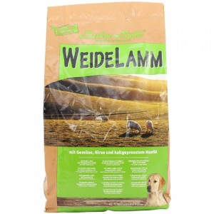 LupoSan Markus Muhle WEIDELAMM – корм для собак с мясом ягненка