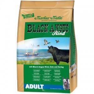 LupoSan Black Angus Adult с уткой и сельдью для взрослых (от 12 месяцев) собак
