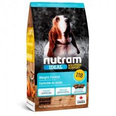 Nutram Ideal Solution Support Weight Control Dog Food (I18) - корм для собак склонных к ожирению