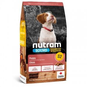 Nutram Sound Balanced Wellness Natural Puppy Food ▪ натуральный корм для щенков