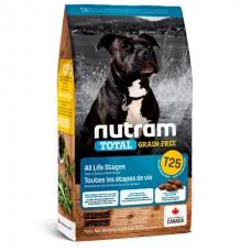 Nutram Total Grain-Free (T25) Salmon & Trout Dog Food ▪ корм для собак с форелью и семгой