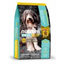 Nutram Ideal (I20) Solution Support Sensetive Dog Natural Food → корм для собак с чувствительным пищеварением