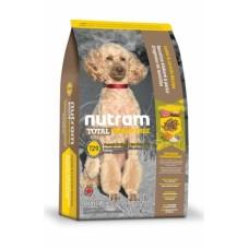Nutram Total Grain-Free Lamb and Lentils Recipe Dog Food (T29) - беззерновой корм для собак малых пород