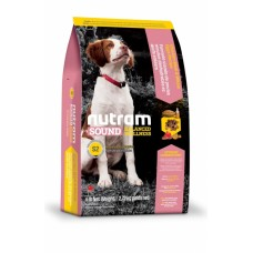 Nutram Sound Balanced Wellness Natural Puppy Food (S2) - натуральный корм для щенков