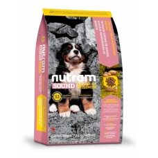 Nutram Sound Balanced Wellness (S3) Natural Large Breed Puppy Food → корм для щенков крупных пород