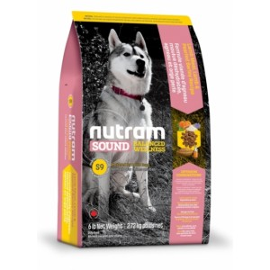 Nutram Sound Balanced Wellness (S9) Natural Lamb Adult Dog ▪ натуральный корм для собак с ягненком