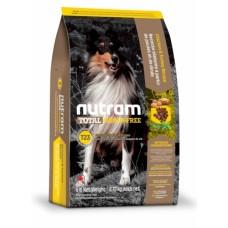 Nutram Total Grain-Free (T23) Turkey, Chiken & Duck Dog Food ▪ корм для собак с индейкой, курицей и уткой