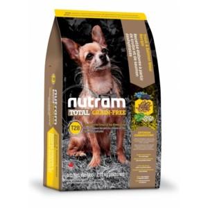 Nutram Total Grain-Free (T28) Salmon and Trout Small Breed Dog Food ▪ корм для собак малых пород с лососем и форелью