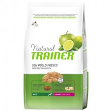 TRAINER NATURAL Super Premium Junior Maxi - корм для щенков и юниоров крупных пород