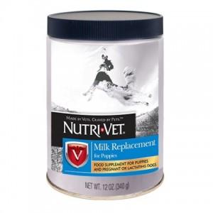 Nutri-Vet Puppy Milk ▪ Нутри-Вет «МОЛОКО ДЛЯ ЩЕНКОВ» заменитель сучьего молока для щенков