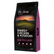 Profine Adult Energy Chicken & Potatoes -  для взрослых активных собак