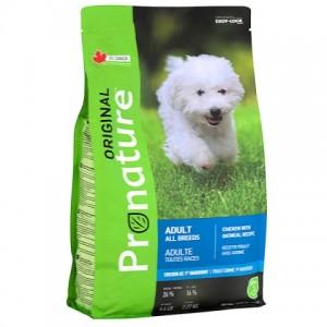 Pronature Original Adult All Breeds Chicken - сухой супер премиум корм для взрослых собак всех пород