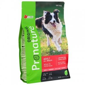 Pronature Original Dog Adult All Breeds Lamb - сухой корм для собак всех пород с ягненком