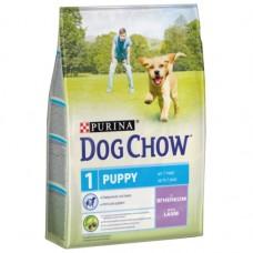 Dog Chow Puppy Lamb - Корм для щенков с ягненком